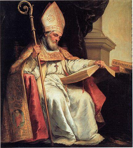 Murillo - Isidor von Sevilla