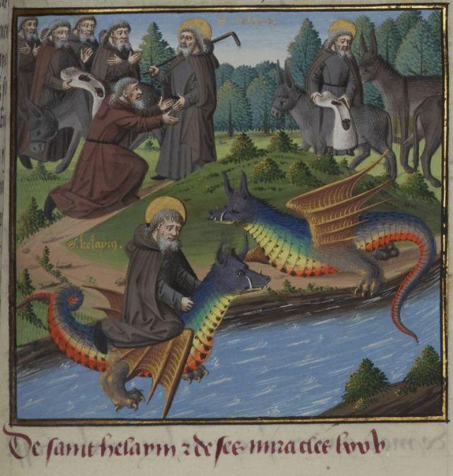 st-helenus-le-mirouer-historial-de-vincent-de-beauvais-fol-158r